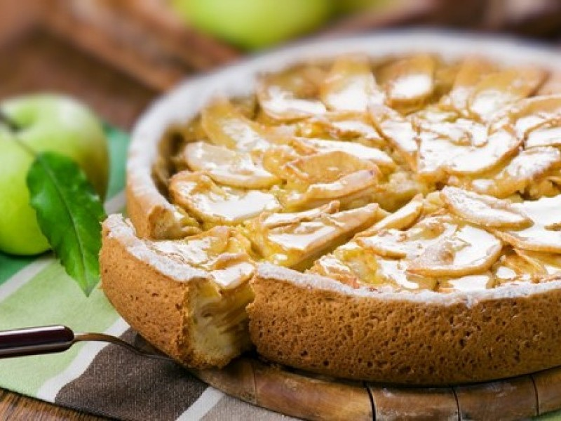 Пироги с яблоками - russianfood.com