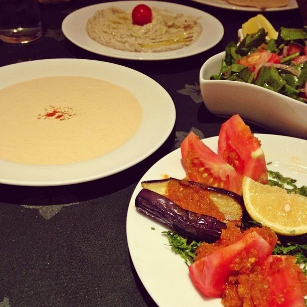 Еда в Дубай