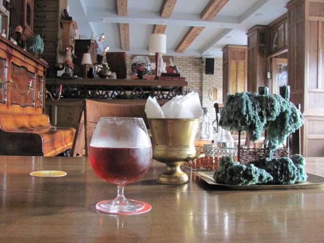 Ресторан-пивоварня в Паланге