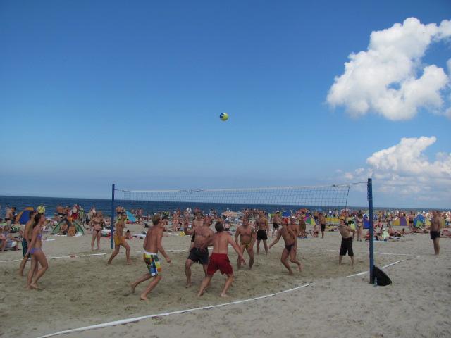 Литовский пляж