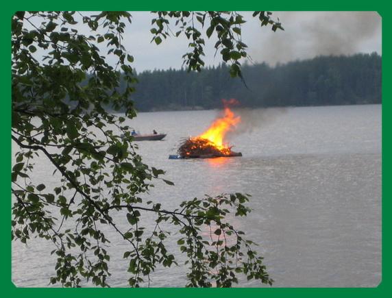 Праздник Ивана в Финляндии