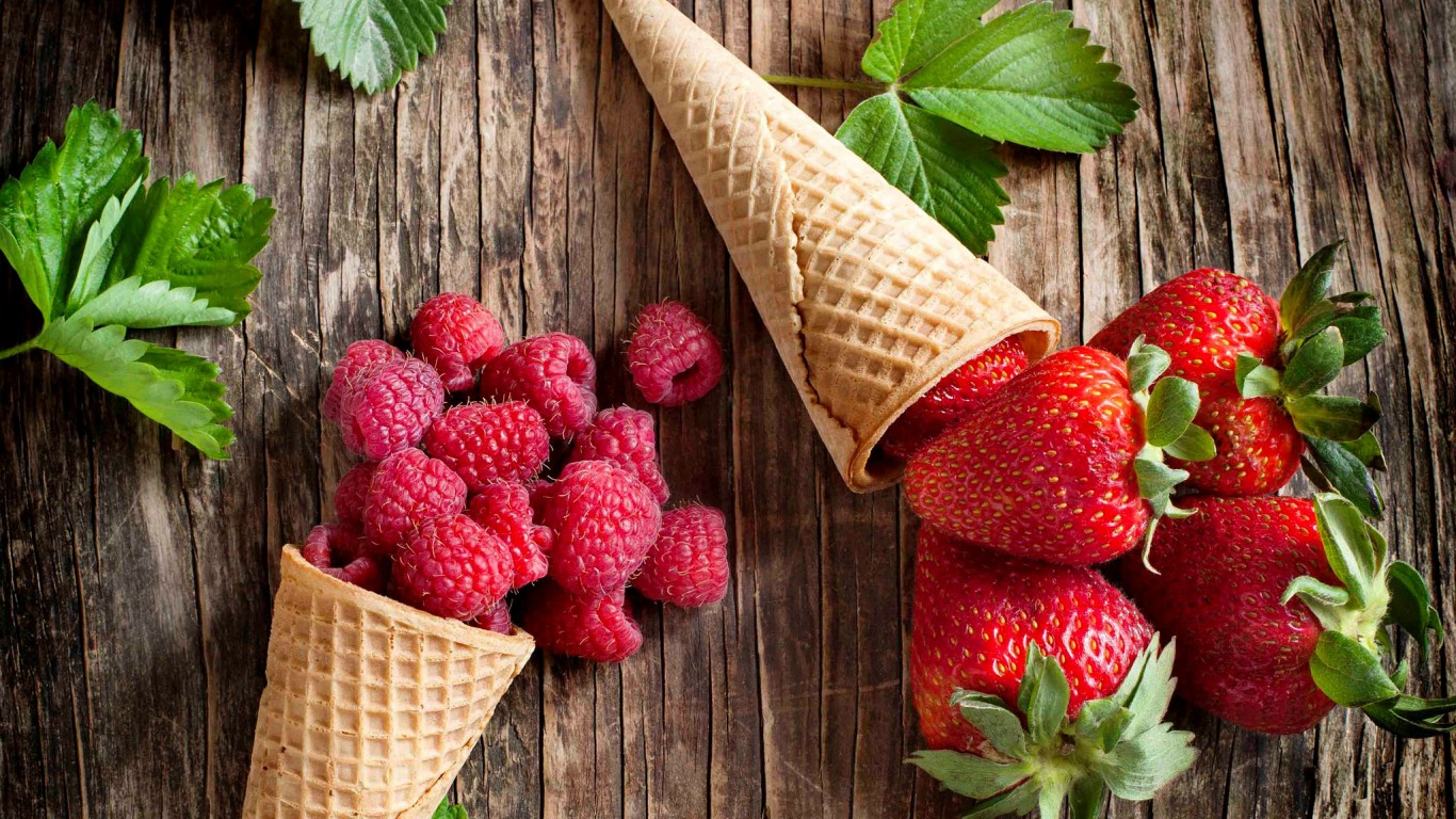 Картинки ягоды лето
