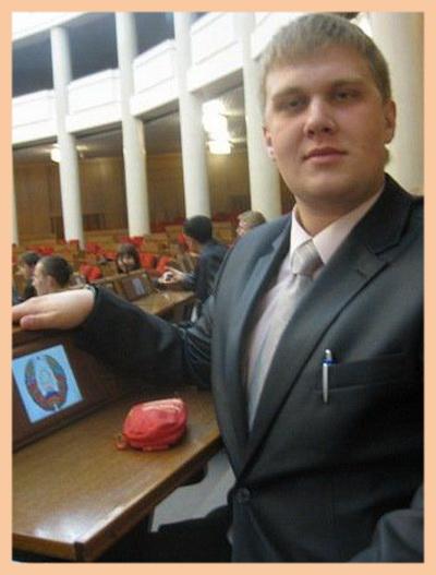 Участник опроса Oede.by: Александр Рыжков