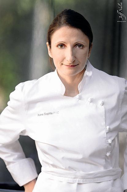 Анн-Софи Пик - самая богатая женщина шеф-повар