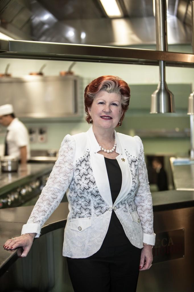 Анни Феолд - знаменитая французская женщина шеф-повар