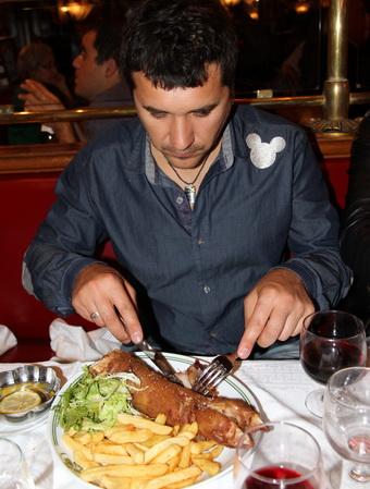 Ресторан Au Pied de Cochon