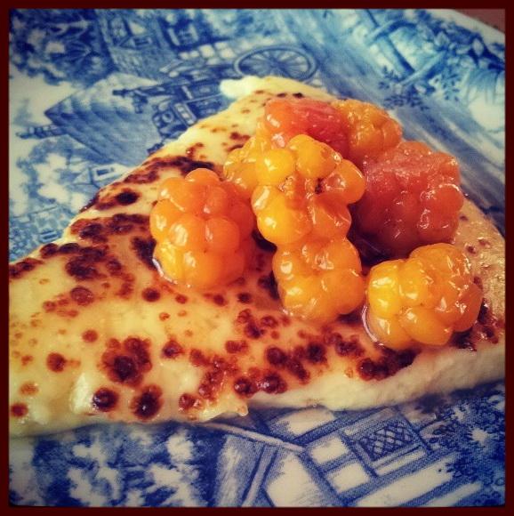 Финские десерты из сыра
