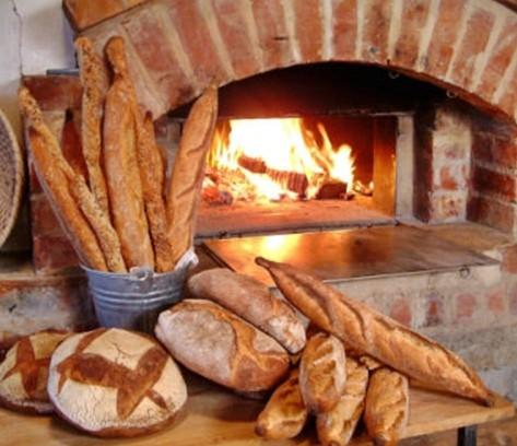 хлеб своими руками дома