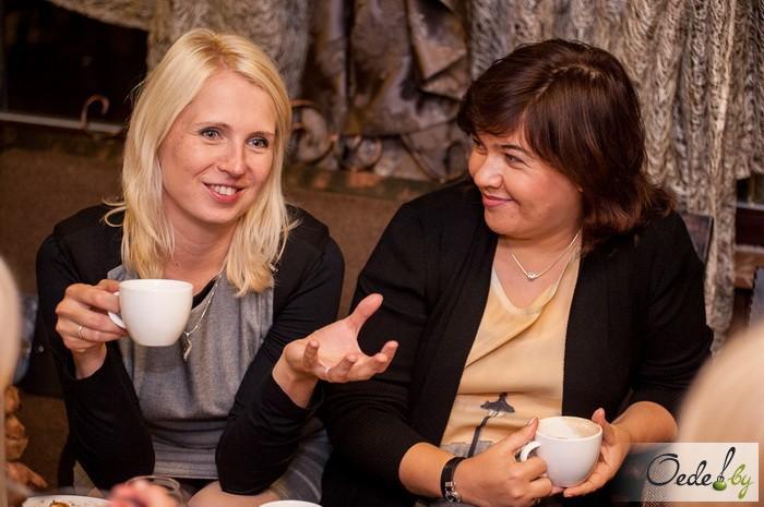 Ольга Тимкина, автор Премии Golden Chef