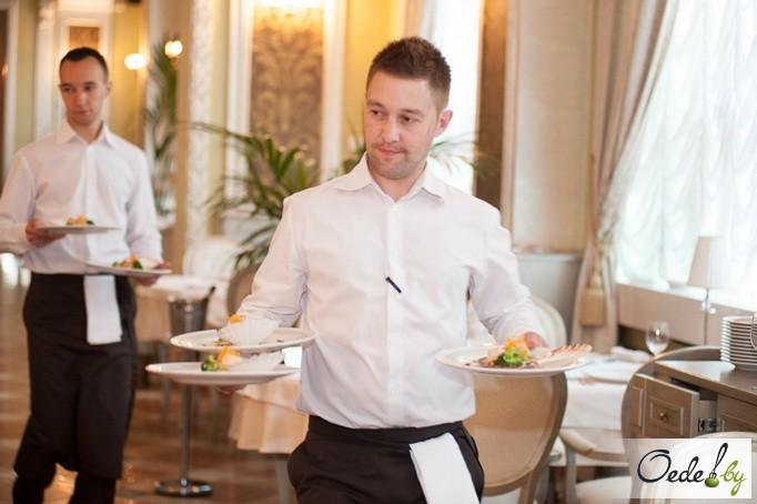 Golden-ужин в столичном французском ресторане «Золотой гребешок» фото 1
