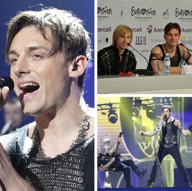 Группа Litesound на Евровидении 2012 года