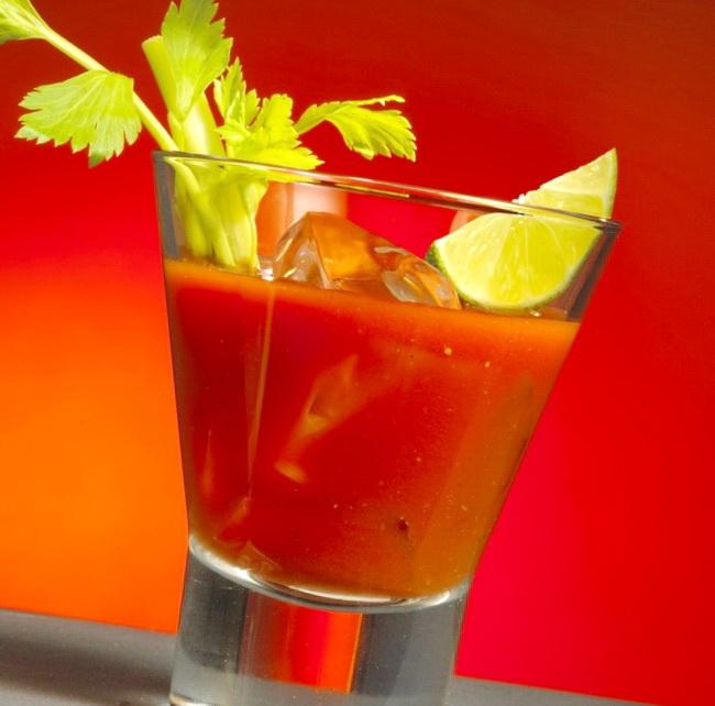 Безалкогольная «Кровавая Мери»