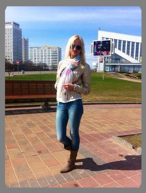 Екатерина Новикова, выпускница Белорусского государственного экономического университета