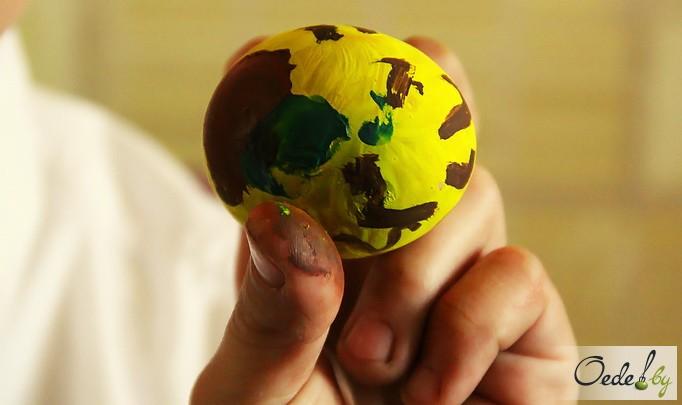 мастер-класс по покраске пасхальных яиц 24
