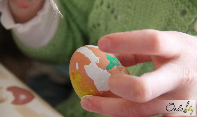 мастер-класс по покраске пасхальных яиц 11