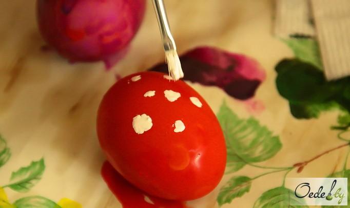 мастер-класс по покраске пасхальных яиц 12