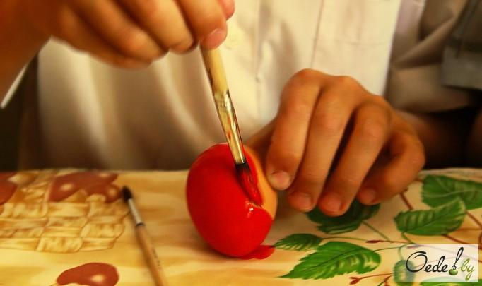 мастер-класс по покраске пасхальных яиц 5