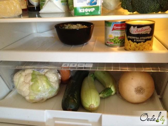 Звездный холодильник Полины Смоловой