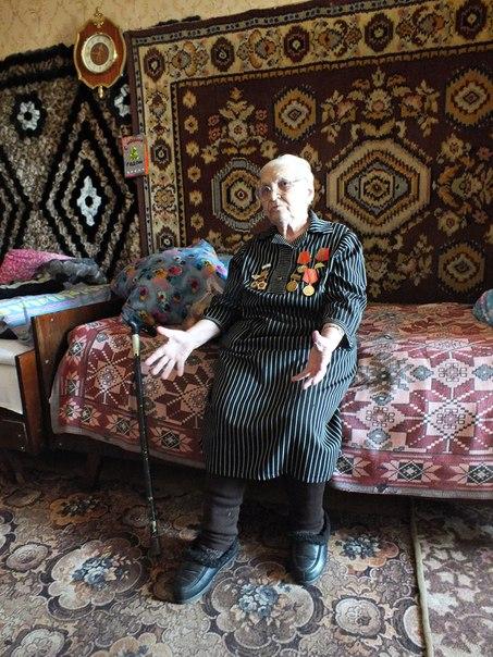 участница Отечественной войны