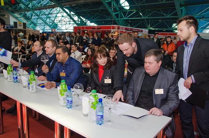 Конкурс - соревнование на лучший коктейль из березового сока «Бярозавiк»