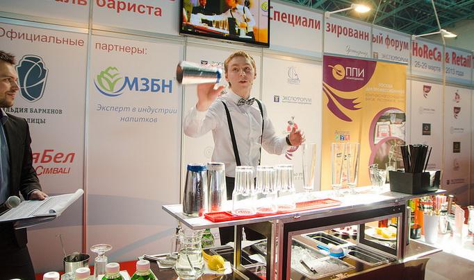 Максим Надольский, бармен Loft Cafe