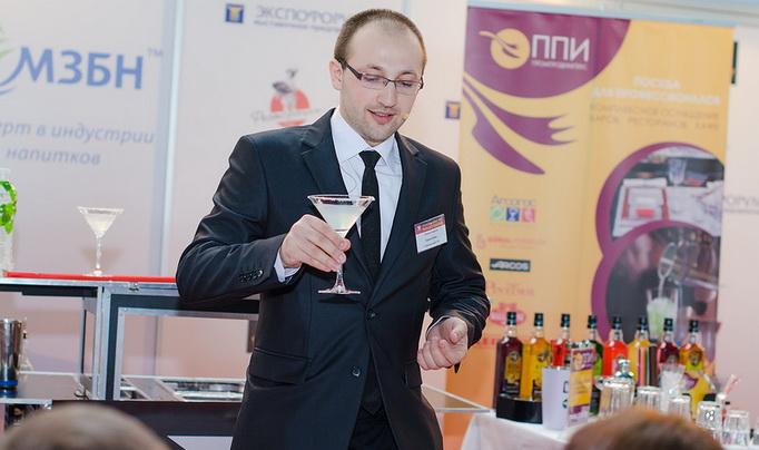 Сергей Бойко, бармен клуба «VIP», город Солигорск