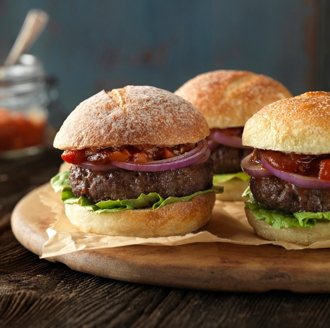 американский гамбургер рецепт