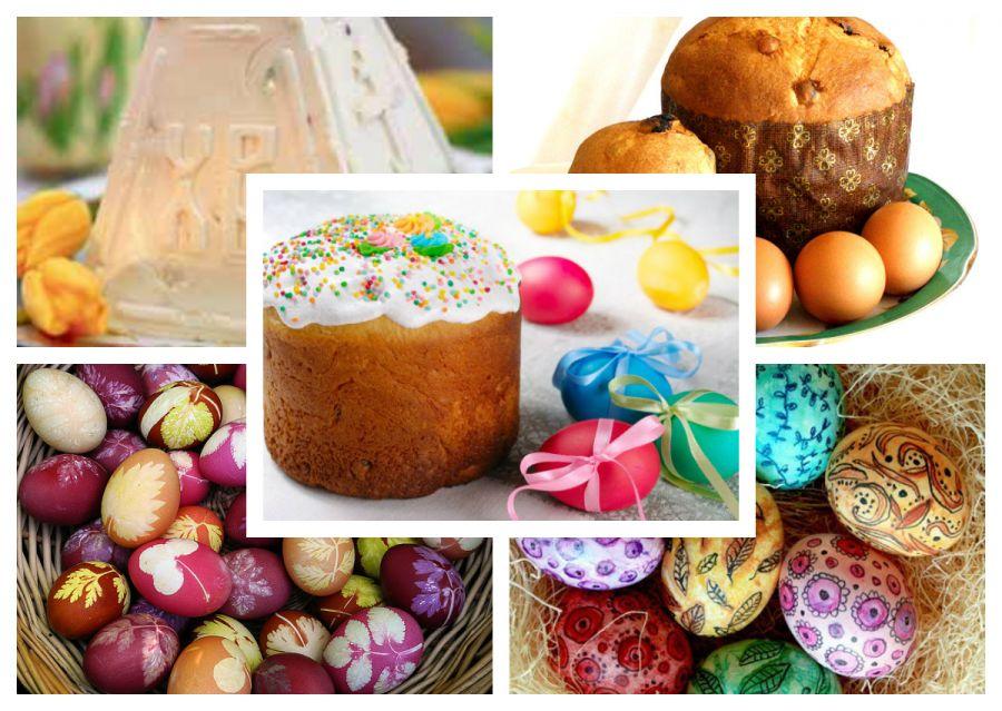 Пасхальные традиции в России, Украине и Беларуси