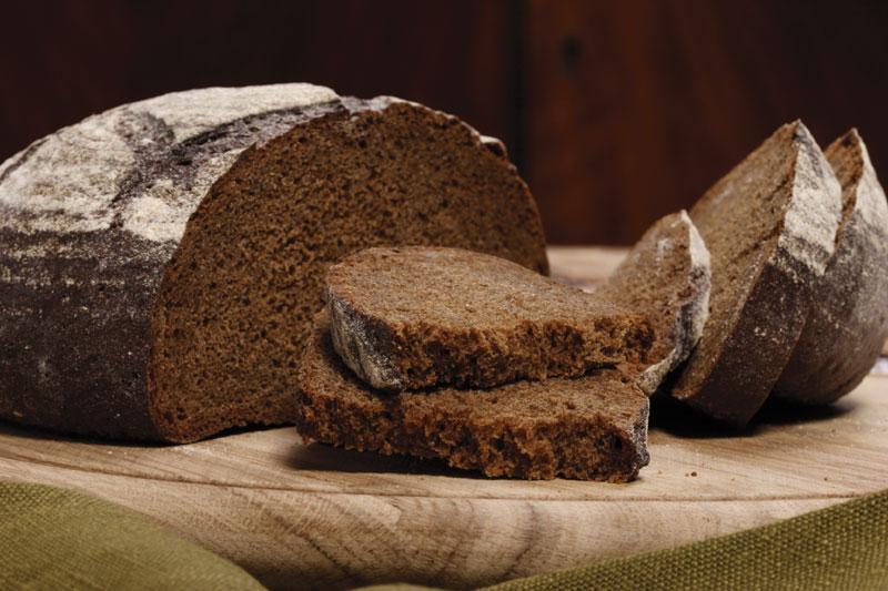 Черный хлеб рецепт с