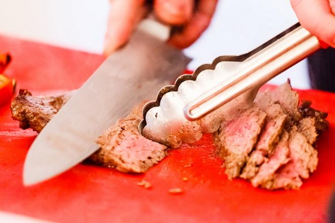 фланк стейк приготовление