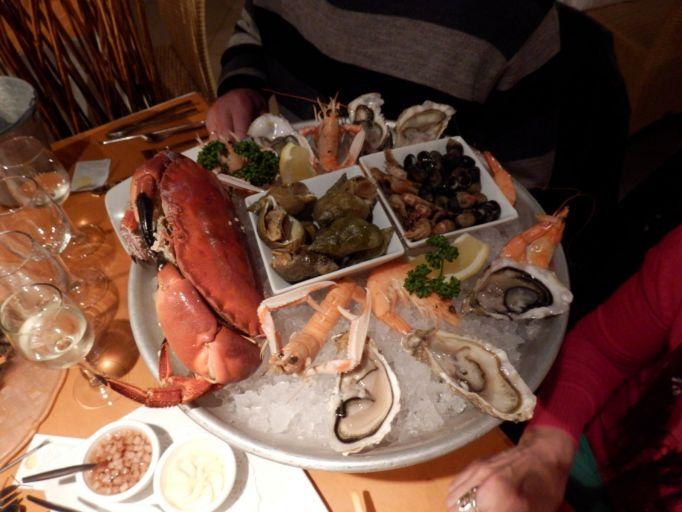 классическая средиземноморская французская еда
