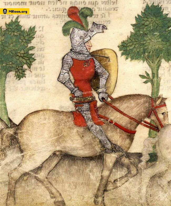 Изображение польского рыцаря