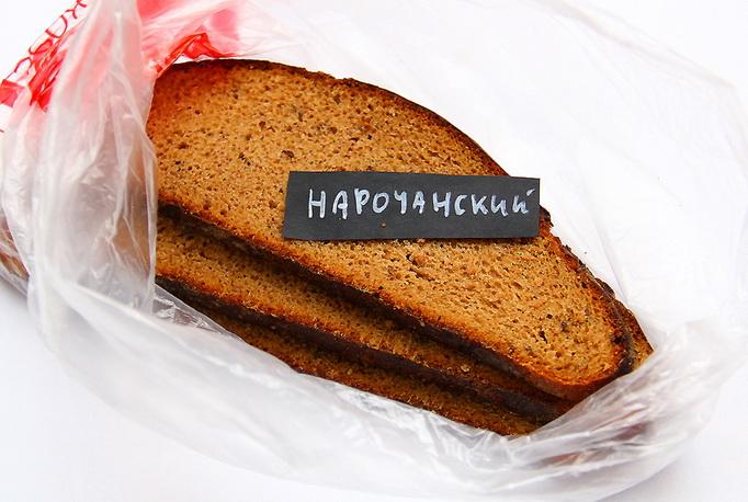 Хлеб спустя 17 дней