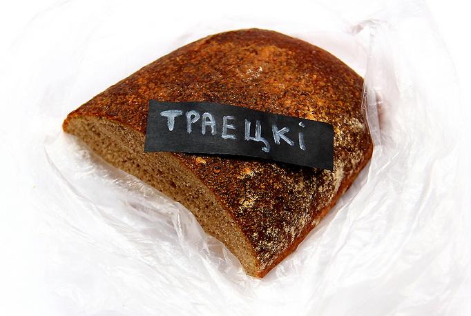 Хлеб в холодильнике спустя 17 дней
