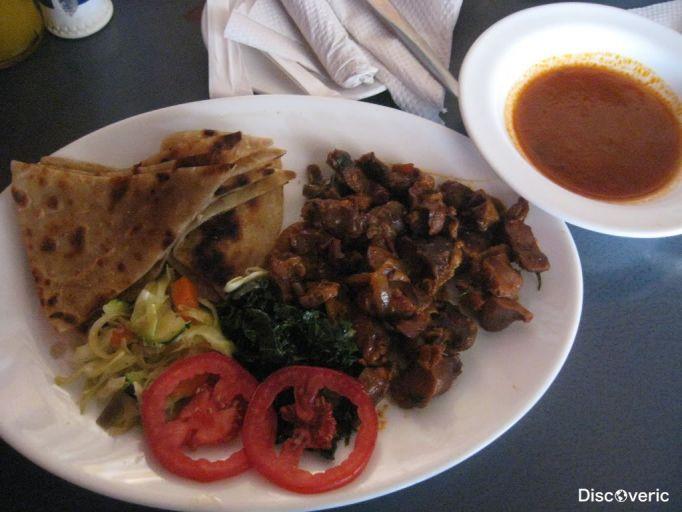 блюда кенийской кухни