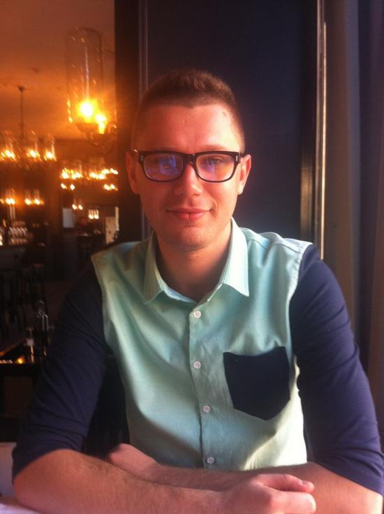 Миша Романов, участник кулинарного опроса