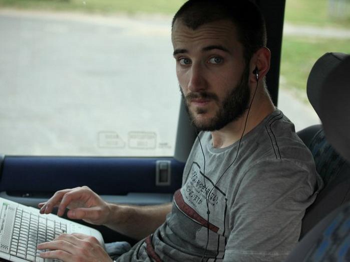 Никита Мелкозеров, журналист, редактор спортивного сайта GOALS.BY