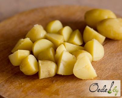 Картофельный салат фото 1