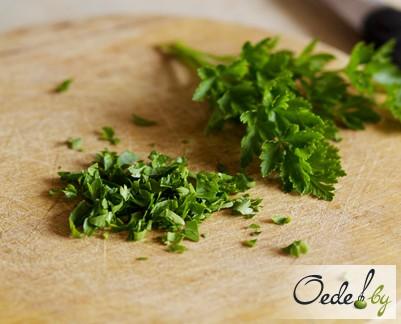 Картофельный салат фото 4