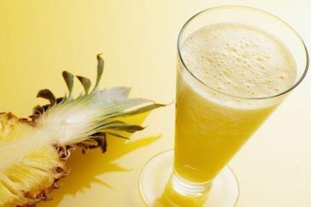 Ананасовый сок во время экзаменов