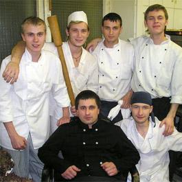 Интервью с Сергеем Коваленком — шеф-поваром кафе АБРИКОС
