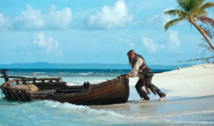 лодки карибского моря