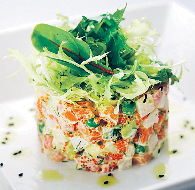 Как сделать салат оливье рецепт - 876