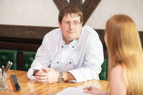 Шеф-повар ресторана Староместный пивовар