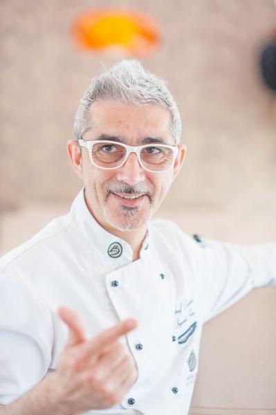 Шеф-повар Иньяцио Роза