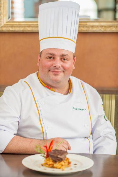 шеф-повар Саша Секулич