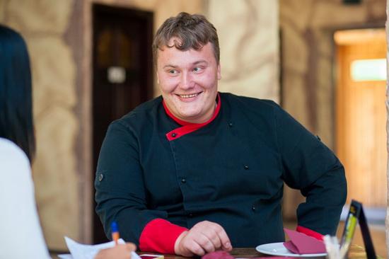 Павел Ольшевский, интервью для проекта Golden Chef