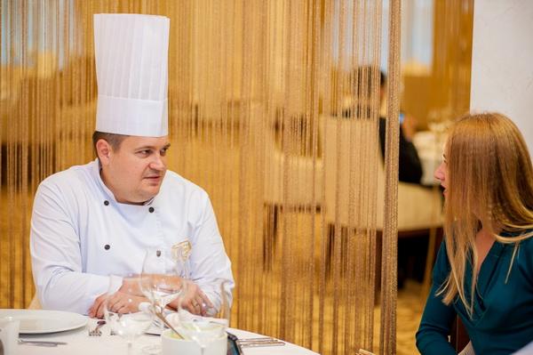 Денис Светов, шеф-повар