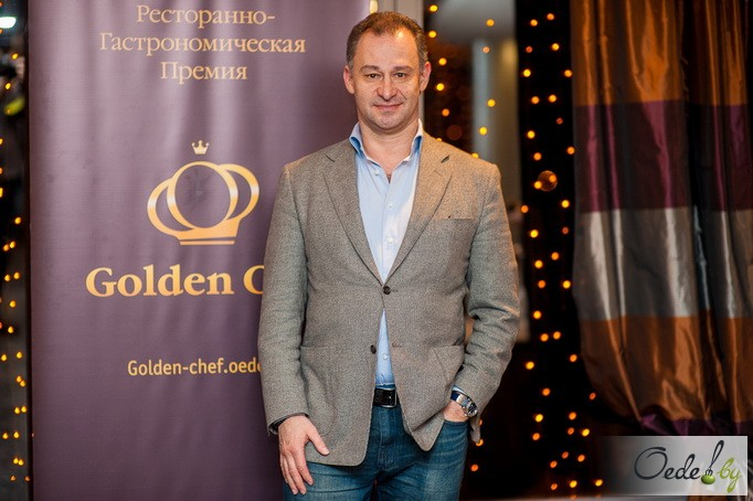 Вячеслав Потемкин, владелиц ресторана-клуба «The Black Door», бара «Вена» и кафе «Yo-Sushi»