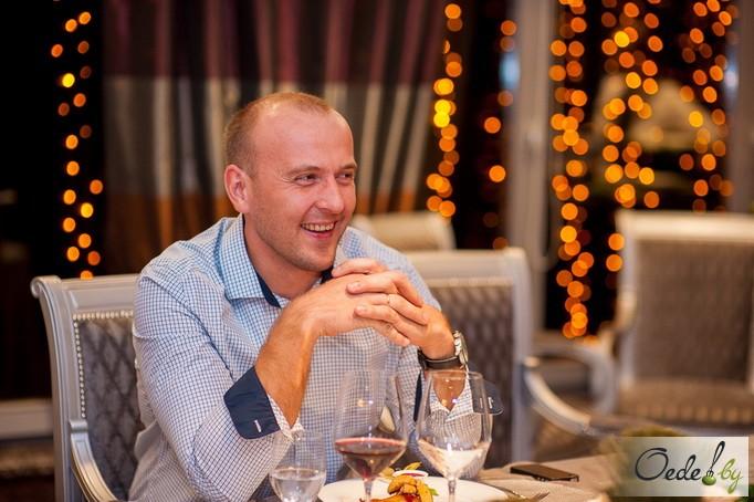 Антон Каленик, шеф-повар кафе «Bistro de Luxe»